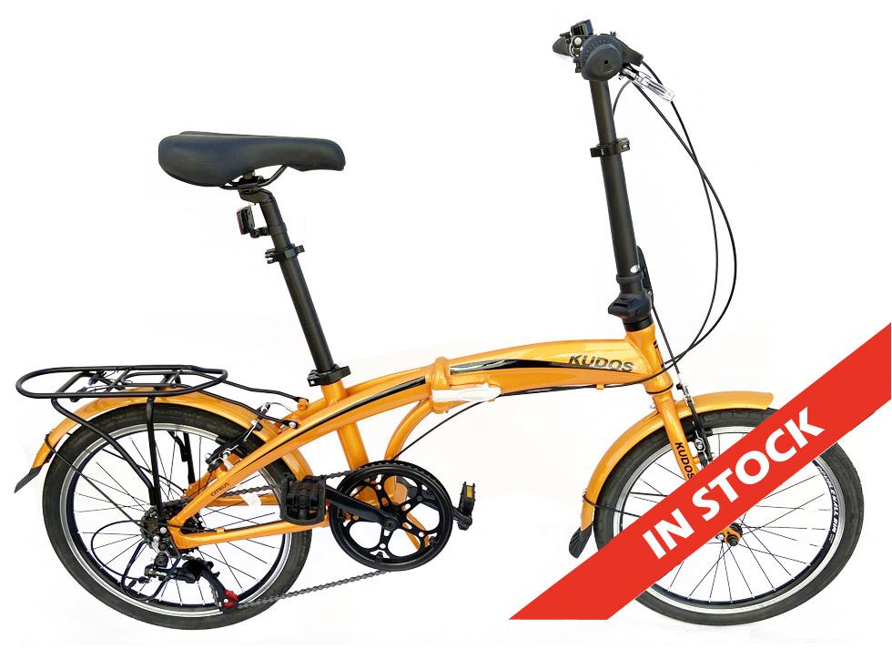 Kudos Citrus - Folding Bike