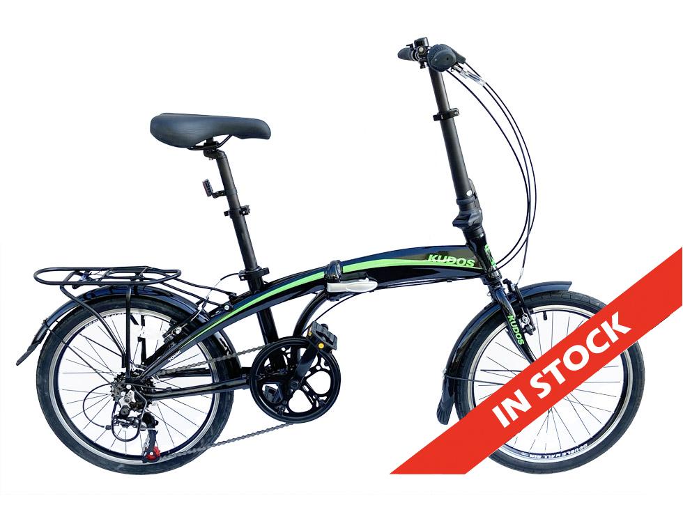 Kudos Tonic - Folding Bike